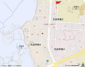 成田市久住中央3丁目11売地JPEG