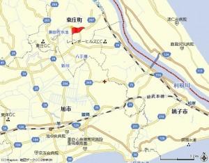 大藏邸マピオン広域2JPEG